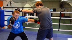 Jab to the Body – How to Box (Quick Video)