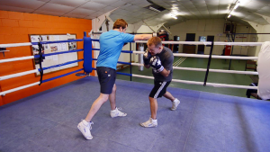 Left Hook to the Body – How to Box (Quick Video)