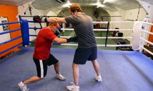 Right to Body, Left Hook – How to Box (Quick Video)