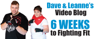 "Dave & Leanne's Video Diary – Week 2 – Day 4 – ""Inside"""