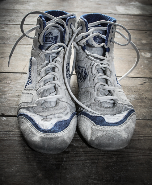 the importance of boxing shoes