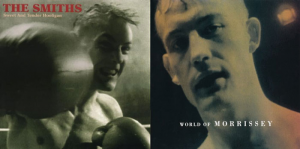 In-Between Title Fights – Starring in Morrissey's 'Boxers' music video