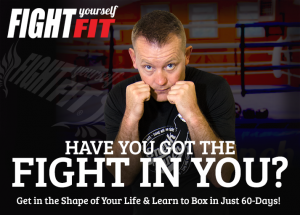 Fight Yourself Fit is HERE!