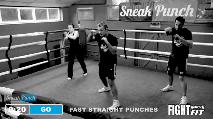 12-Minute Boxing Workout