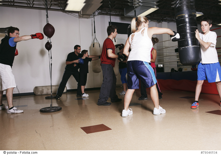 Boxing In Schools