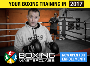 Boxing Masterclass – Student Round-Up